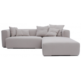 JI-JI THREE SEATER CORNER SOFA