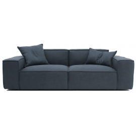 KI-KI THREE SEATER SOFA | CUSTOMISABLE