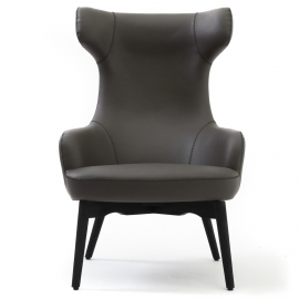 ASH-ASH LOUNGE CHAIR