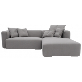 JI-JI TWO SEATER CORNER SOFA