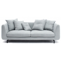 CI-CI THREE SEATER SOFA | LEATHER