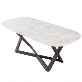 WA-WA DINING TABLE | MARBLE