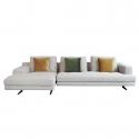 MS-MS Three Seater Corner Sofa