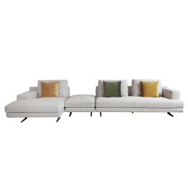 MS-MS Three Seater Corner Sofa