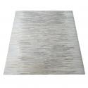 Grey Stripe Design Cowhide Rug (2 x 2.4m)