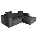 PE-PE Three Seater Sofa with Ottoman