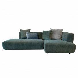 Lin-Lin Two Seater Corner Sofa
