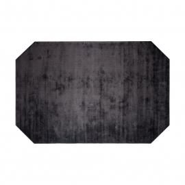 Charcoal Grey Distressed Rug (1.6 x 2.3m)