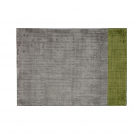 Silver Olive Distressed Rug