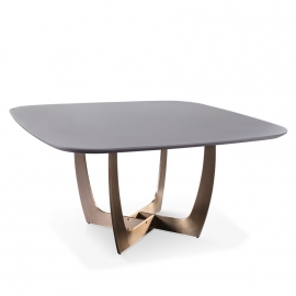 RUF-RUF SQUARE DINING TABLE   1.5M