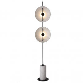 Audio Floor Lamp