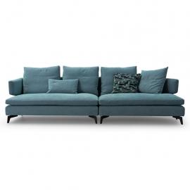 EM-EM Two Seater Corner Sofa