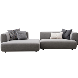 TEI-TEI Two Seater Sofa